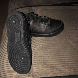 Nike Black Air Force 1